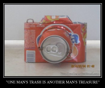 TRASH OR TREASURE?