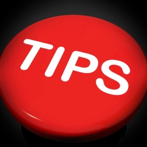 """TIP - """"A SMALL BUT USEFUL PIECE OF PRACTICAL ADVICE"""""""