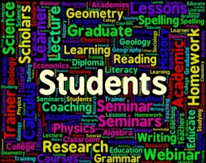 STUDENTS, MAXIMIZE YOUR EDUCATION OPPORTUNITY