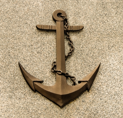 ARE YOU ANCHORED?